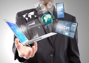 In today's world, businesses need technology